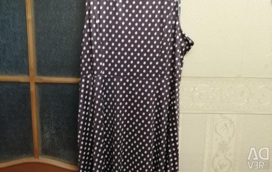 Retro elbise