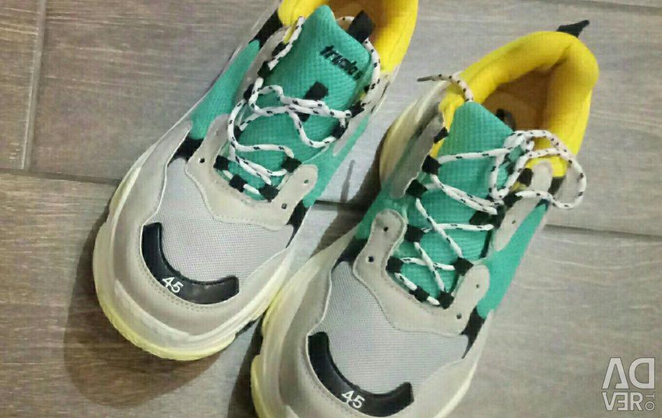 Ανδρικά παπούτσια Balenciaga 44 ανδρών μεγέθους νέα