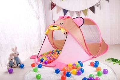 Selling a children's tent