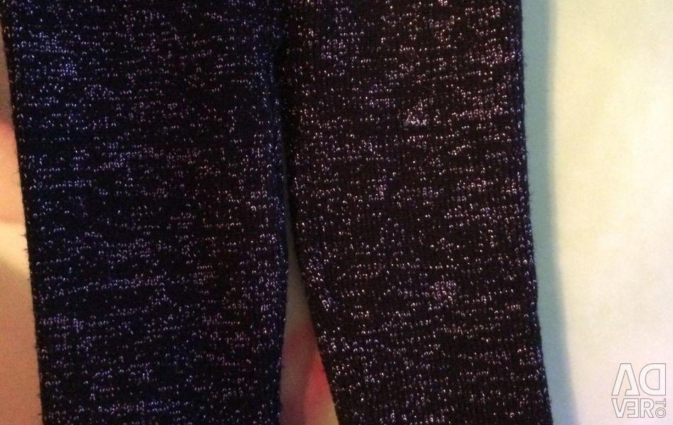 Παντελόνια Νέο Rituzes με lurex για κορίτσια
