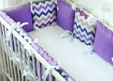 Bortics in the crib new
