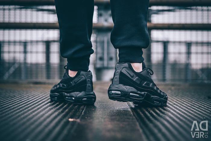 🔴 Ανδρικά πάνινα παπούτσια Nike Air Max 95