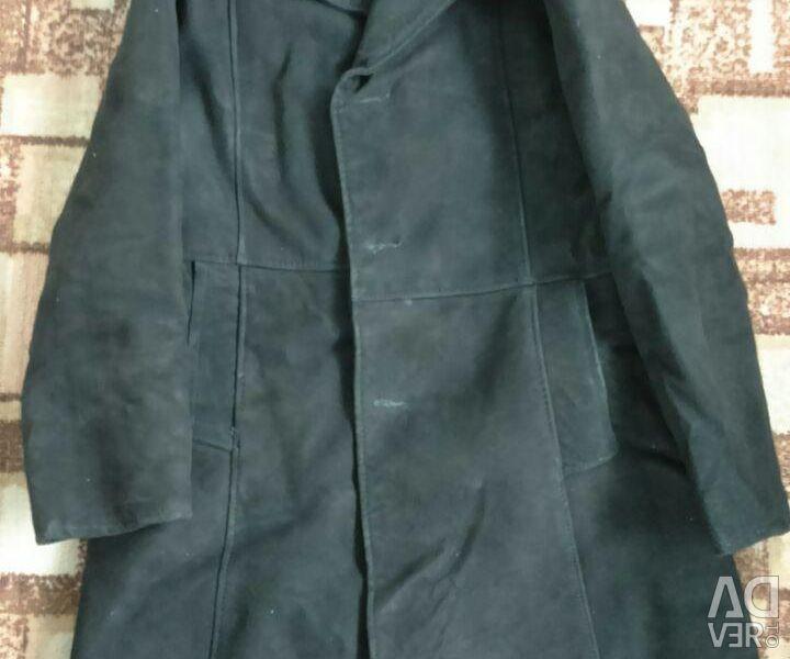 Sheepskin coat from the USSR