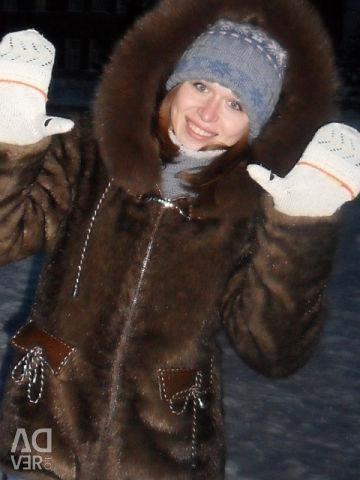 Τεχνητό γούνινο παλτό