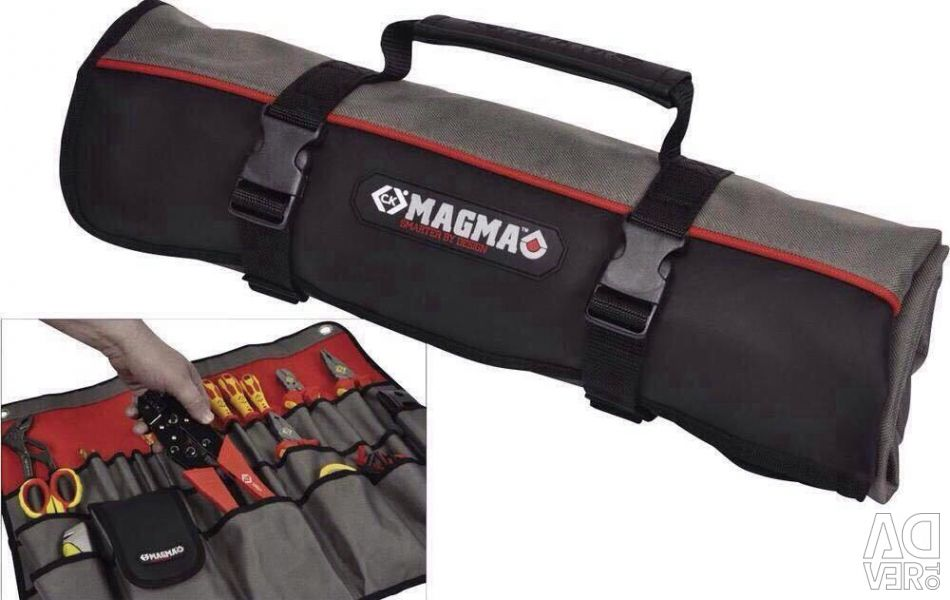 Νέα θήκη για εργαλεία Magma MA2718