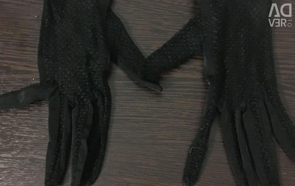 Mănuși de mătase