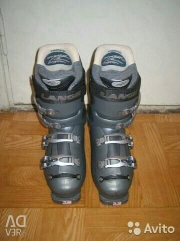 Ski boots Lange