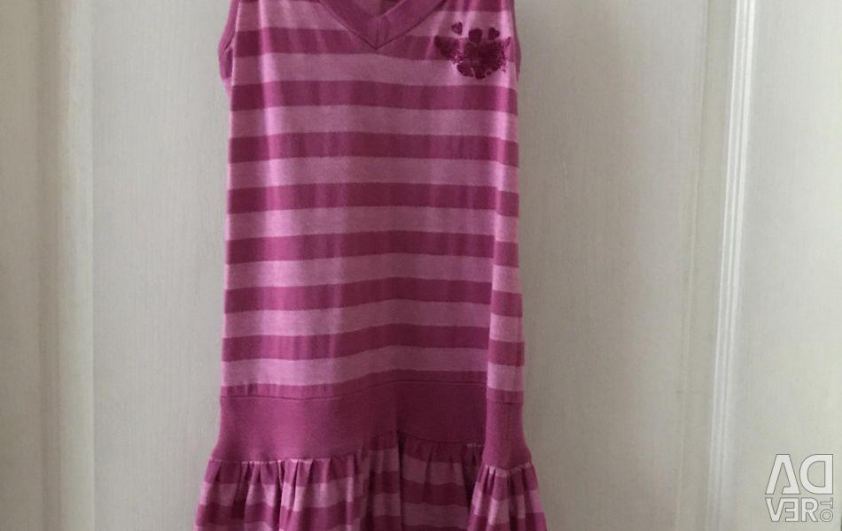 Dress for children cotton