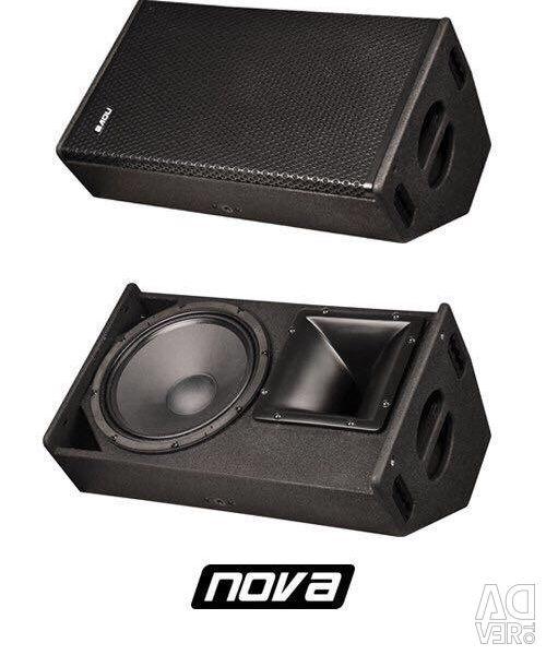 Passive acoustic system Nova visio vs 12m