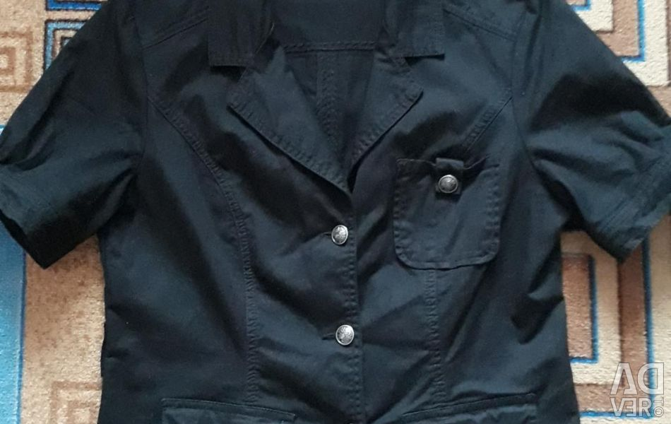 Denim jacket size 46