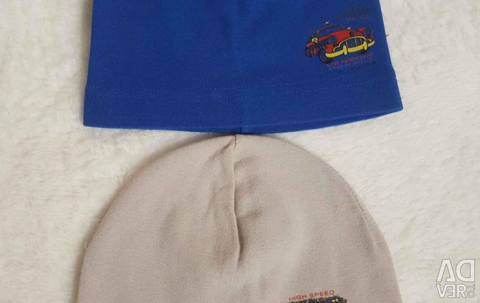 Hats 2-3 years