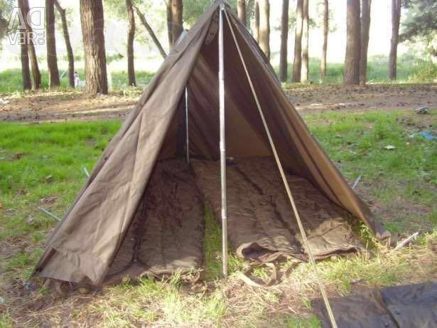 Cloak tent army