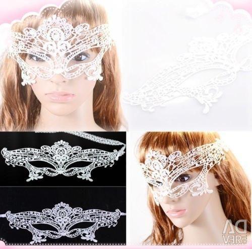 New lace mask