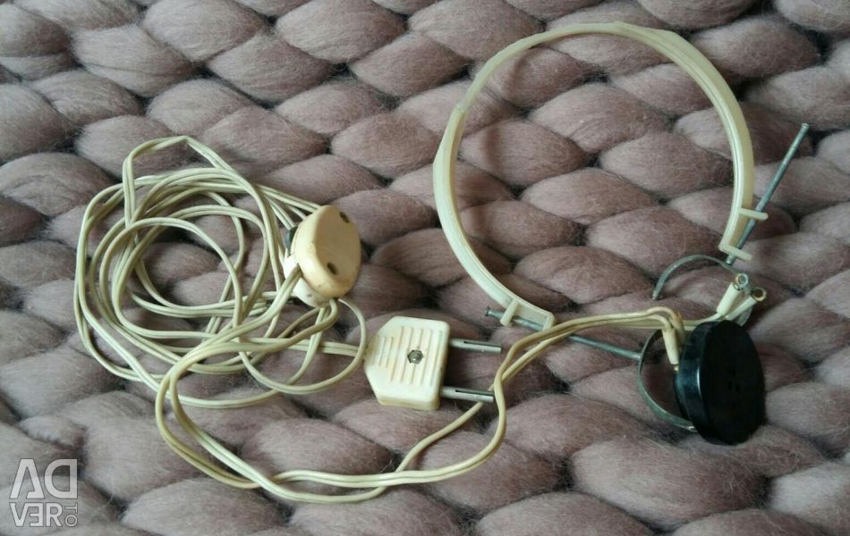 Headphones from the USSR Vintage 80s