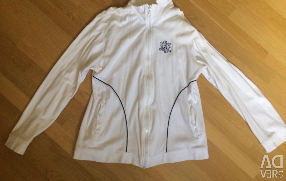 Jacket women's sports knitwear