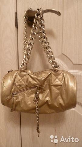 Golden Women's Bag