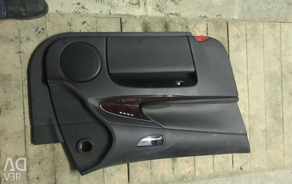 Front door trim for front left Lexus GS