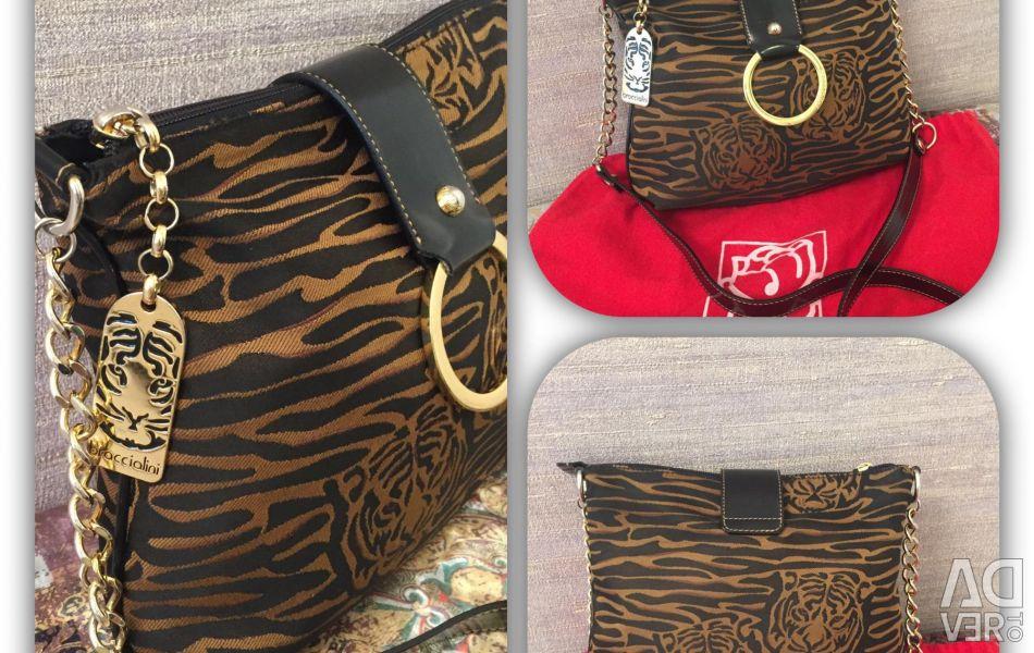 Bag-ambreiaj marca italiană în mod ideal