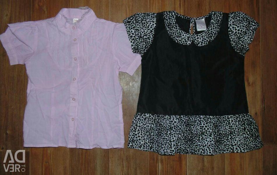 Μπλούζες 4-5 ετών