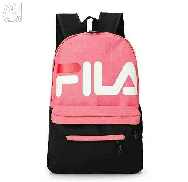 Cool Fila Backpack + Gift