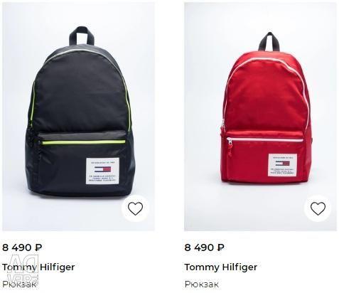 Tommy Hilfiger рюкзаки