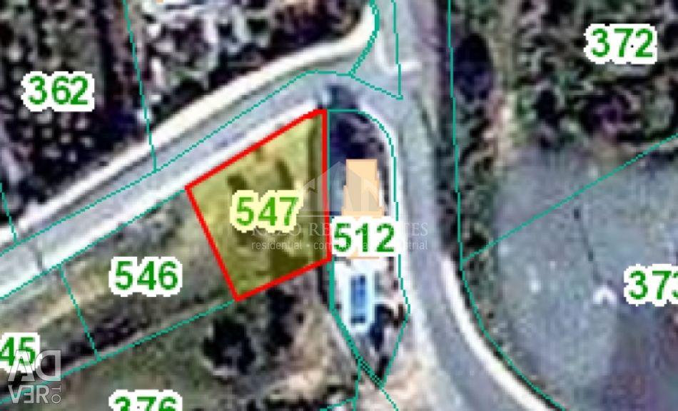Plot Residential in Germasoyeia Tourist Area Limas