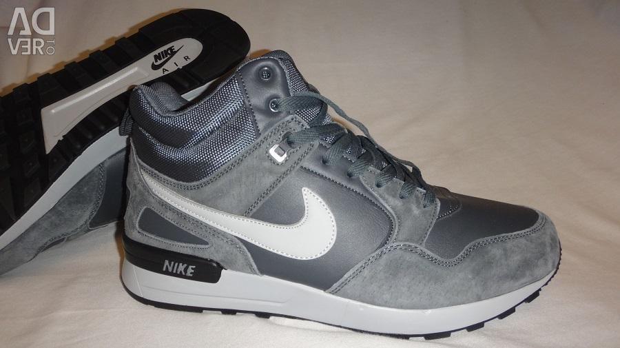 Sneakers winter Nike Zoom gray 41