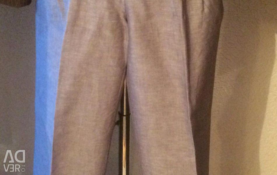 Len trousers new
