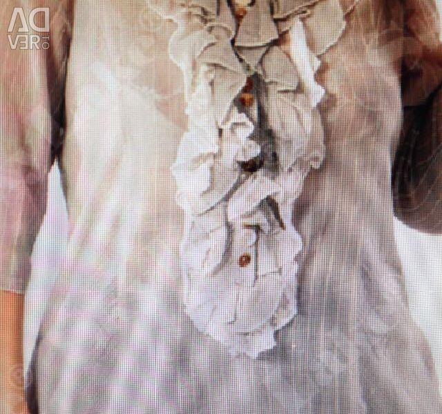 Women's blouse, new, size 58