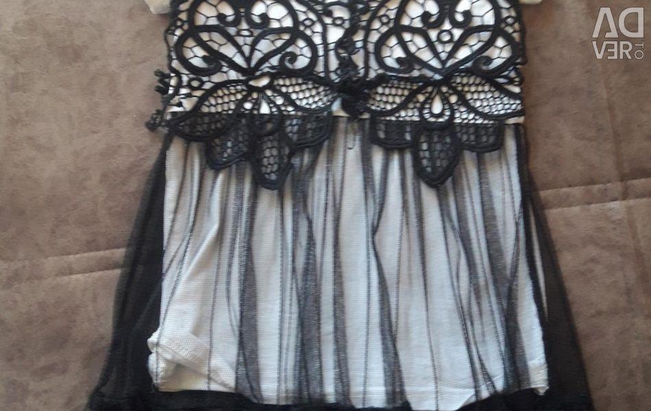Dress tunic 98 cm