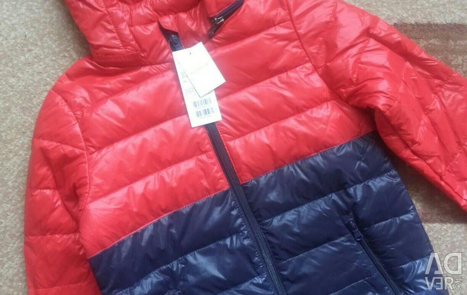 New jacket (demi-season)