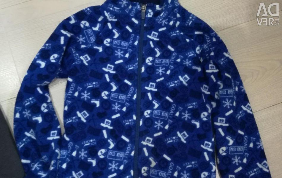 Jacket Fleece 110-116