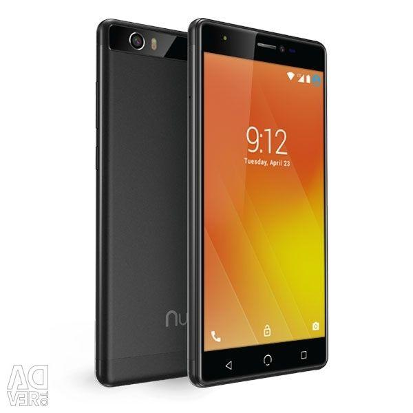 "Nuu Mobile M3 Android 7.0 Smartphone 2GB/16GB 5.5"""