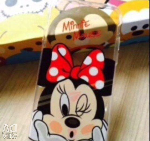 Yeni Minnie Mouse Kılıfı