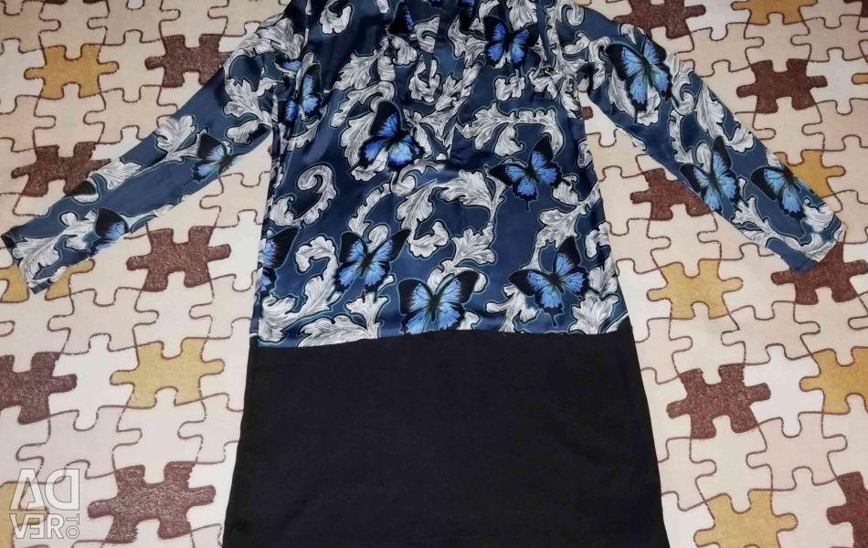 Rochie - tunică nefolosită r. 42-44