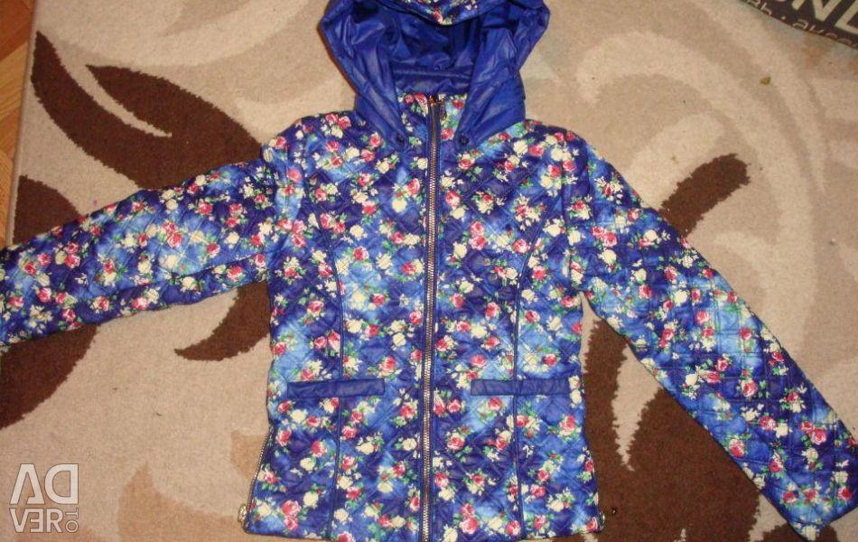 I will sell a demi-season jacket r-p110-116