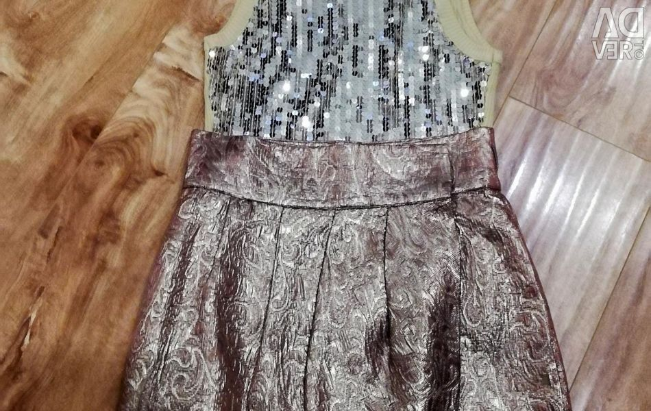 Set skirt + top for the holidays