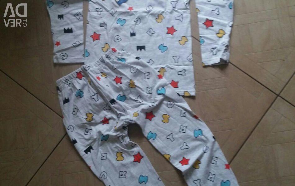 Πιτζάμες νέες για αγόρι