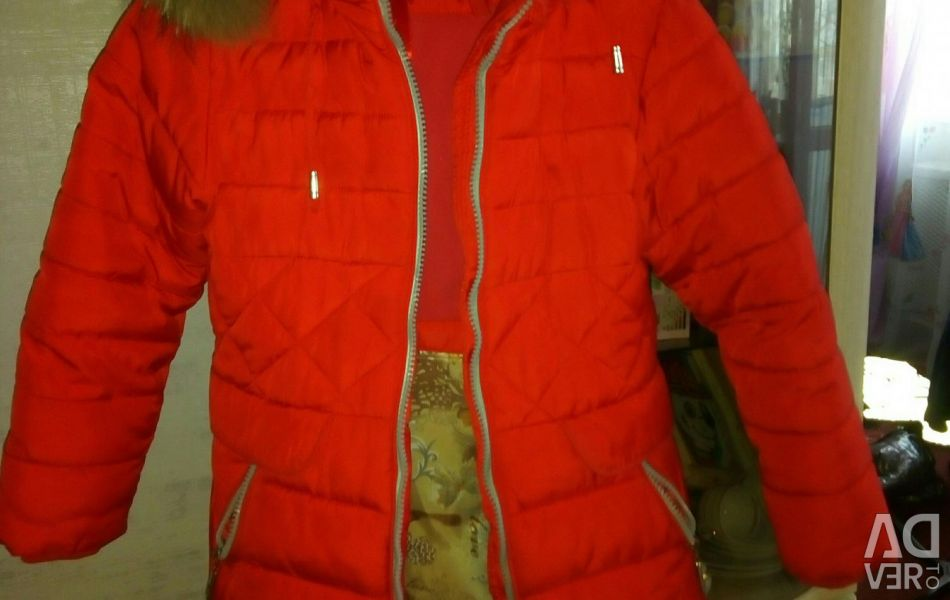 Jacket winter136-146