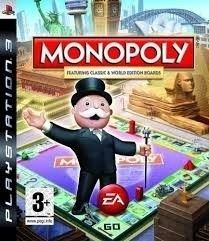 Monopoly ps3 in perfect condition