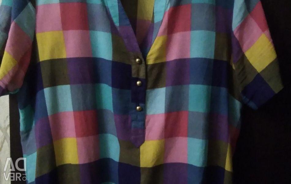 Bluza pentru femei p.48-50, vara