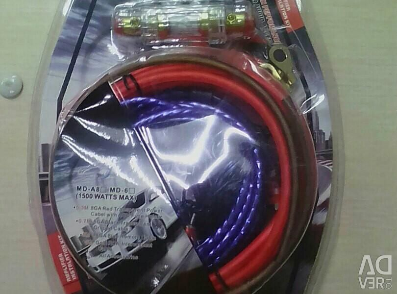 Subwoofer Wires