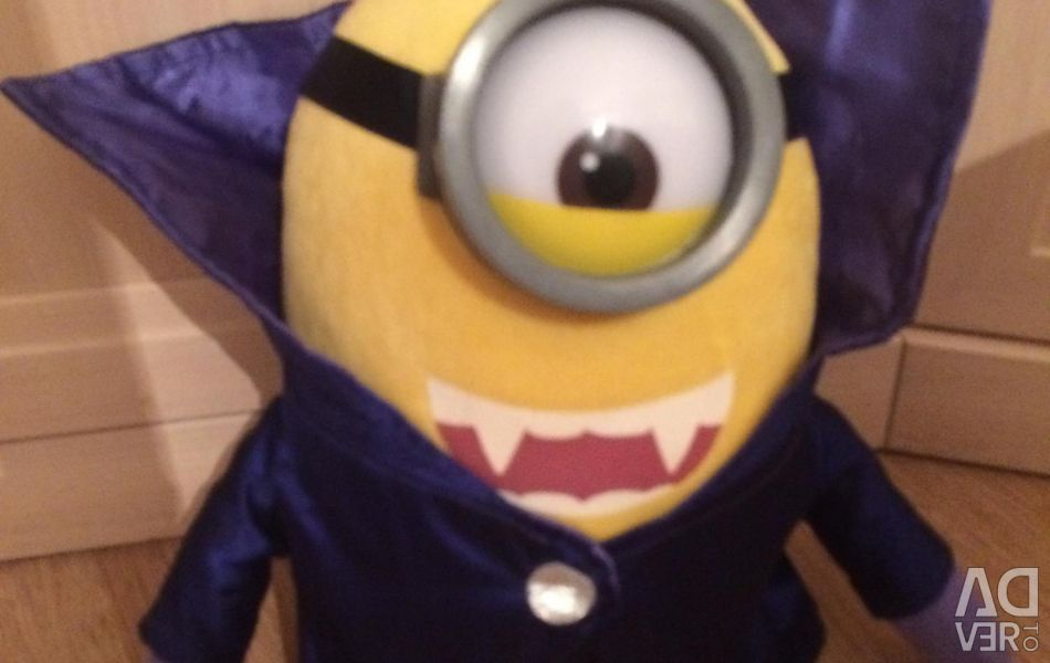 Toy minion monster