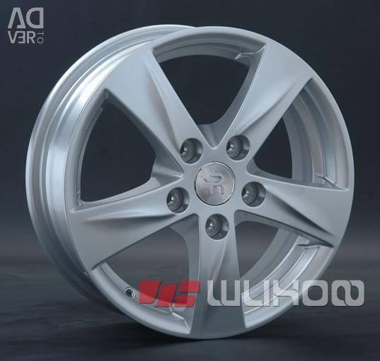 Колесные диски Replay Nissan (NS100) 6.5x16 PCD 5x114.3 ET 50 DIA 66.1 S