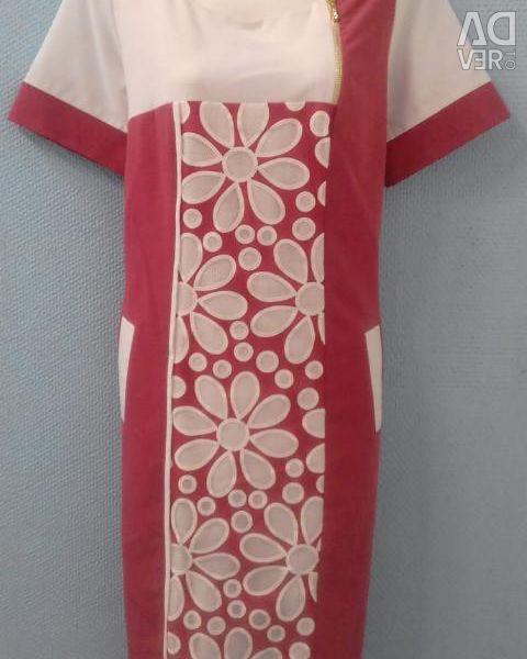 Elegant dress for summer.