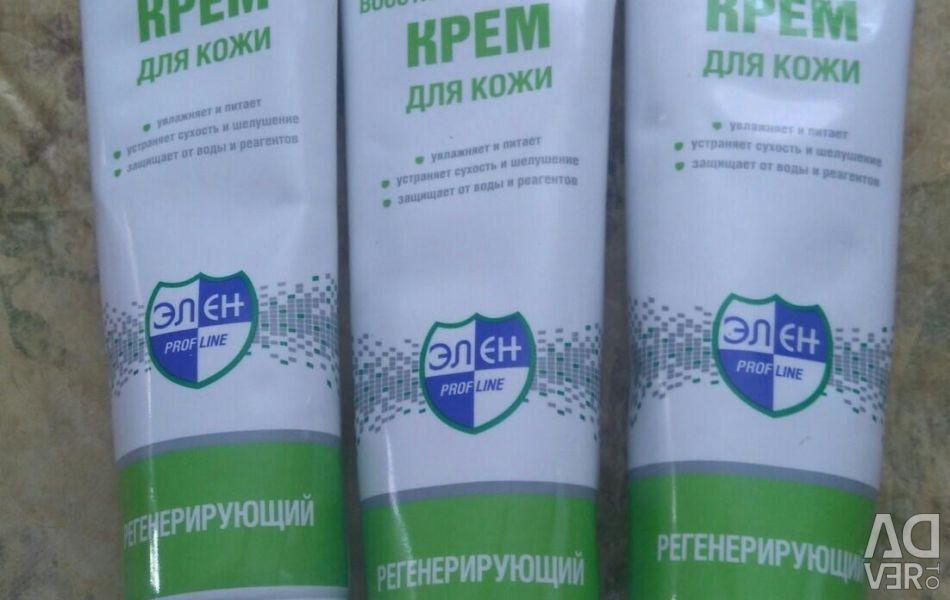 Crema pentru repararea pielii