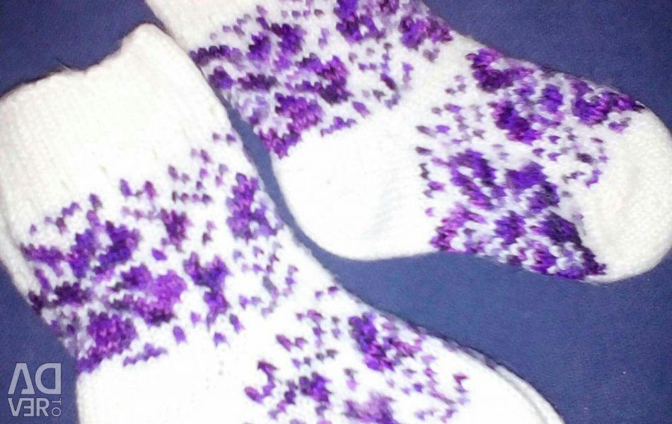 Шкарпетки нові тeплие