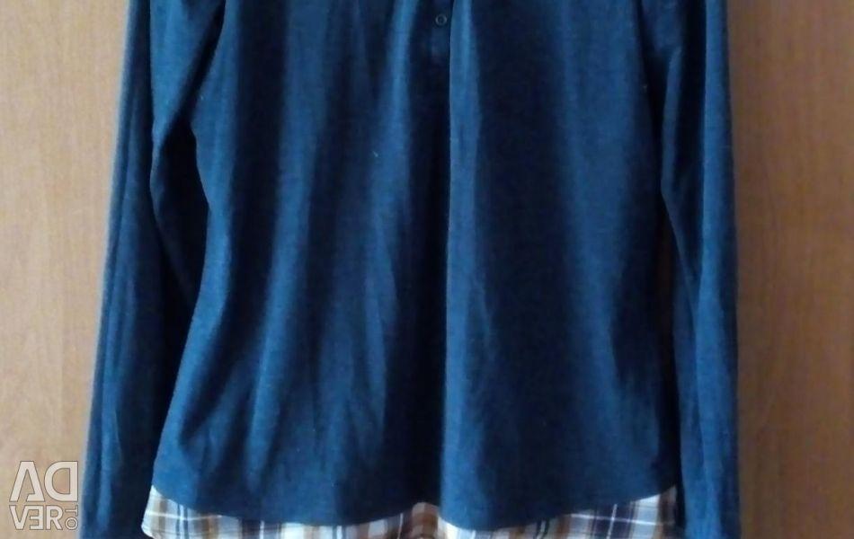 Πουκάμισο - πουλόβερ