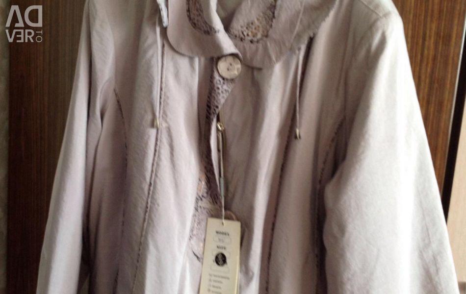 Women's jacket new r. 56-58 spring - autumn