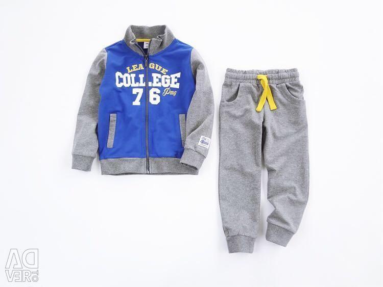 Spor takım elbise çocuk primigi